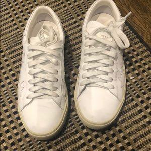 Saint Laurent tennis shoe authentic